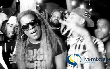 LaChat ft. Gangsta Boo – Don't Look At Me (Music Video)