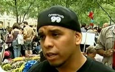 Powerful Message: Immortal Technique at Occupy Wall St.