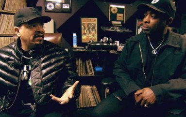 """Ice T's """"Something from Nothing: The Art of Rap"""" (Movie Trailer)"""