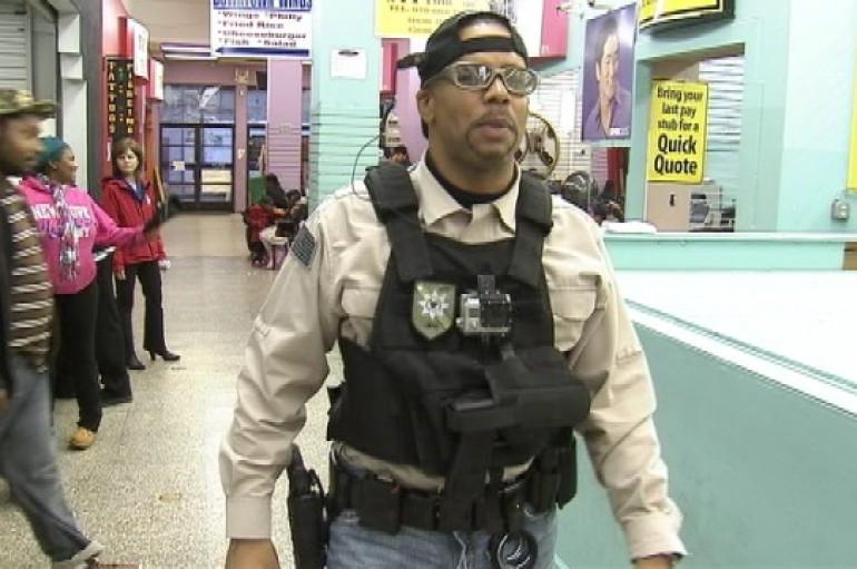 Update: Atlanta Security Guard Let Go