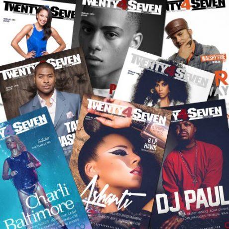 Magazine Placement