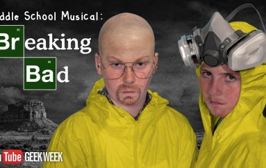 Breaking Bad: The Middle School Musical (Geek Week)