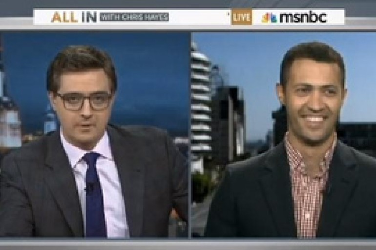MSNBC Discussion On The White Culture Of Violence