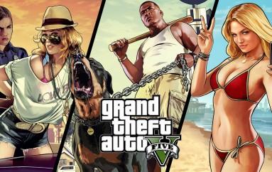 Grand Theft Auto V (Video Game Trailer)