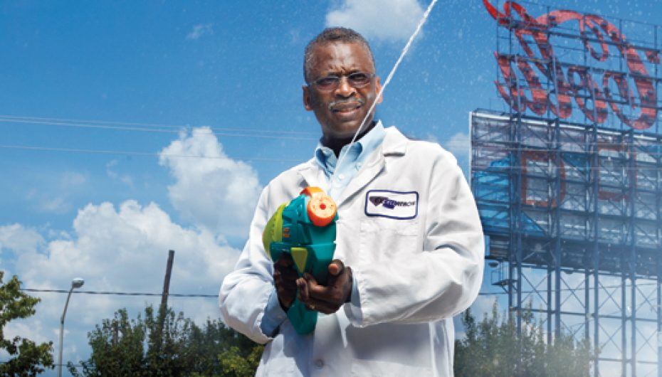 """Inventor of the """"Super Soaker"""" gets PAID!"""