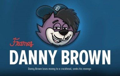 "Frames: Danny Brown – ""Gypped by a Crackhead"""