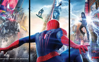 The Amazing Spiderman 2: Rise of Electro (International Video)