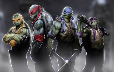 Teenage Mutant Ninja Turtles 2014 (Movie Trailer)