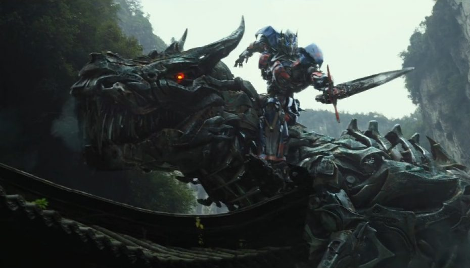 Transformers: Age of Extinction – TV Spot