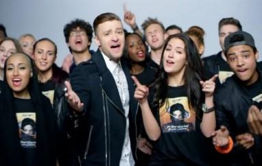 Michael Jackson & Justin Timberlake – Love Never Felt So Good (Music Video)