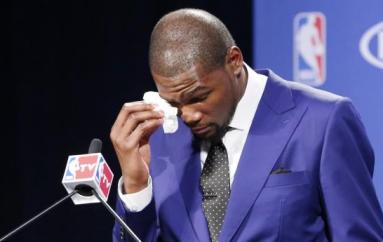 Kevin Durant's MVP Acceptance Speech