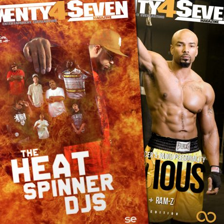 Magazine Placement (Special Editions)