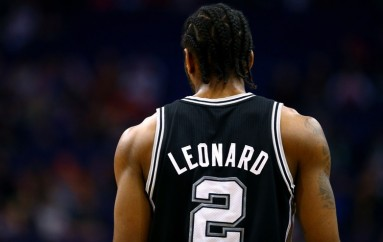 Best of Phantom: 2014 Finals MVP Kawhi Leonard