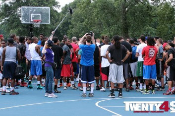 Ball Up Streetball Tour 2014 (Indianapolis, IN)