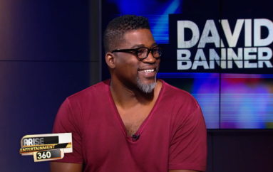 David Banner Talks About His New Gatorade Commercial