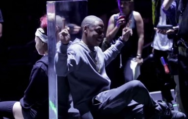 Jay Z + Beyonce – On The Run Tour: Rehearsals