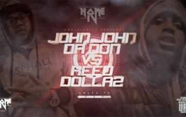 John John Da Don Vs. Reed Dollaz (Smack/Url)