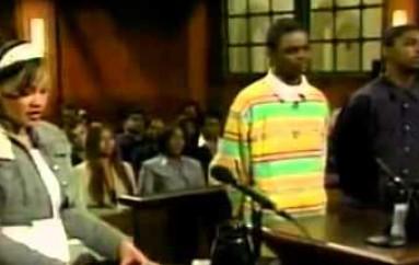 Thief Loses Case In 20 Seconds (Judge Judy)