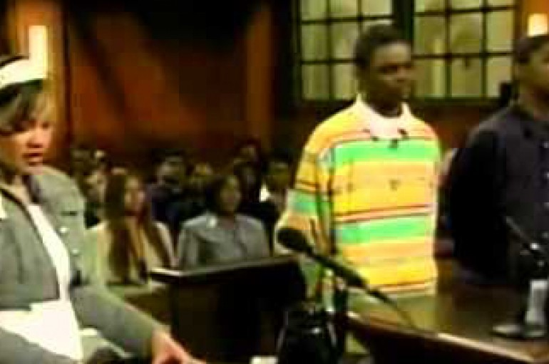 Thief Loses Case In 20 Seconds (Judge Judy)