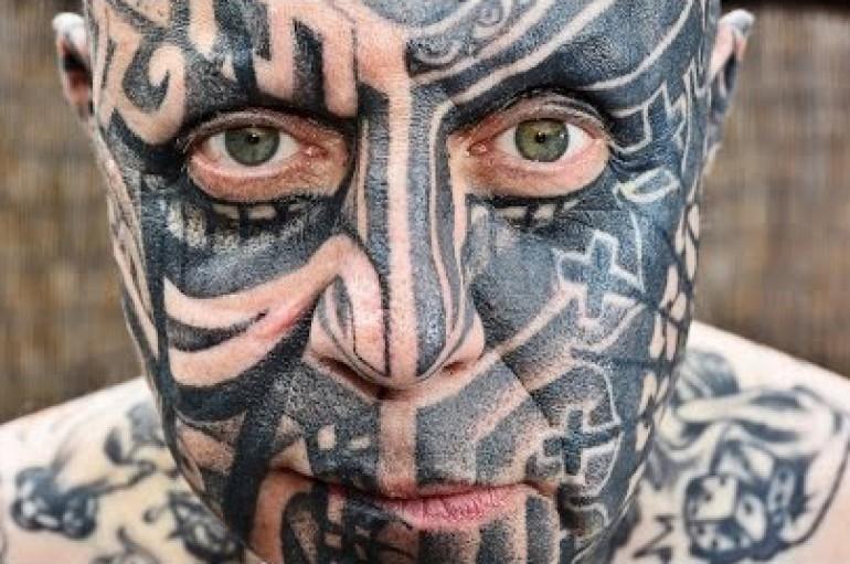 Extreme Tattoos: My OCD Drove Me To Tattoo Addiction