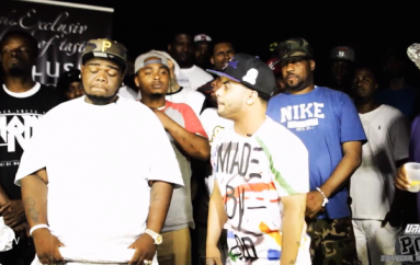 T Top Vs. City Towers: Proving Grounds (Smack/Url)