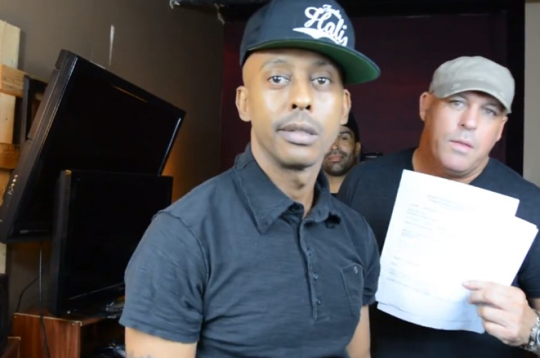 Gillie Da Kid Signs $1M Contract To Fight Soulja Boy