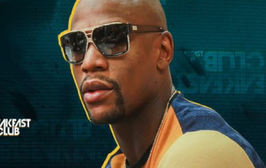 The Breakfast Club Exposes Floyd Mayweather's Reading