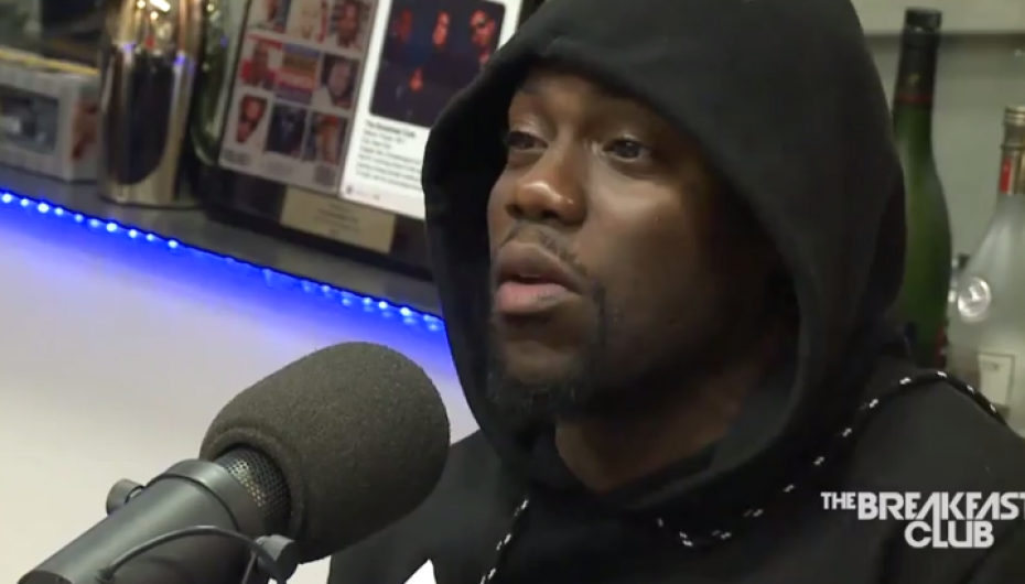 Kevin Hart Dropping Gems On The Breakfast Club