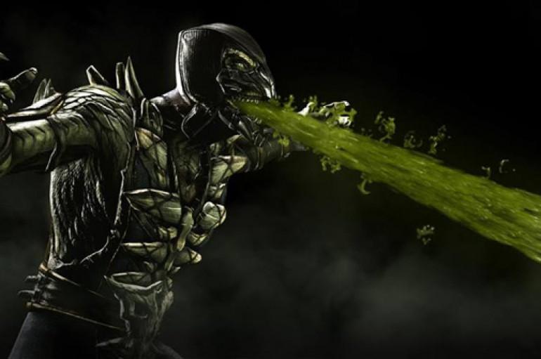 Mortal Kombat X: Reptile Revealed