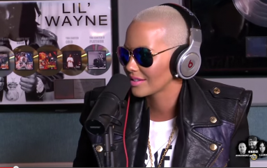 Amber Rose Talks Sex, Plastic Surgery, Dating, Being A Bad B*#@h, and Wiz