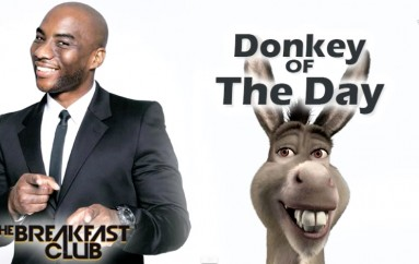 "Charlamagne Gives ""Donkey Of The Day"" To Everyone Who Chose Dress Over Trayvon Martin's 3 Year Death Anniversary"