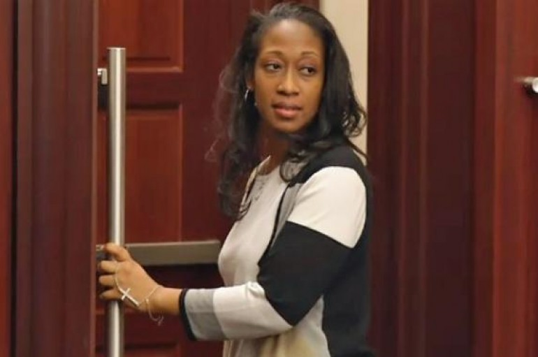 Florida Woman Marissa Alexander From Warning Shot Case Makes Statement After Being Released Prison