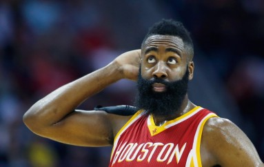 James Harden Scores Career High 50-Points Against The Nuggets