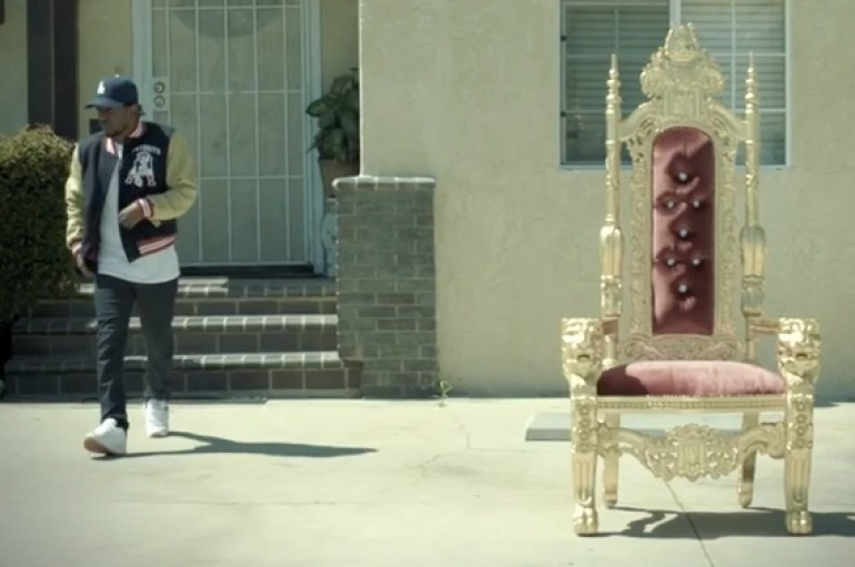 Kendrick Lamar – King Kunta (Music Video)