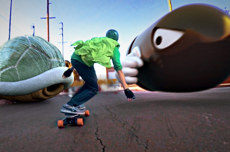[Dope] Mario Skate