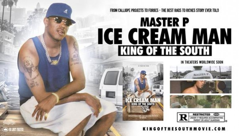 "Master P: Ice Cream Man ""King of the South"" (Movie Trailer ..."