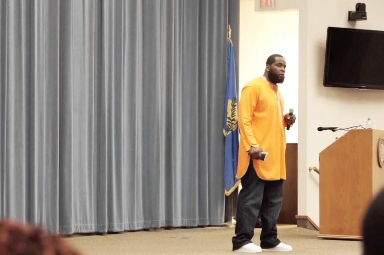 Dr. Umar Johnson Live In Oklahoma