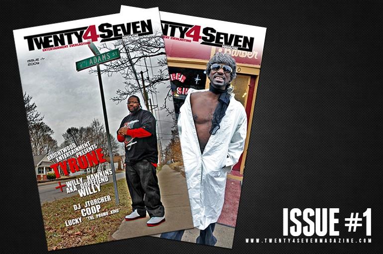 Twenty4Seven Magazine: Issue #1