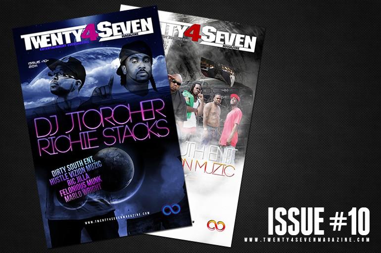 Twenty4Seven Magazine: Issue #10