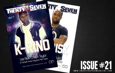 Twenty4Seven Magazine: Issue #21