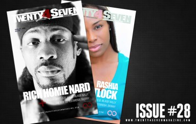 Twenty4Seven Magazine: Issue #28