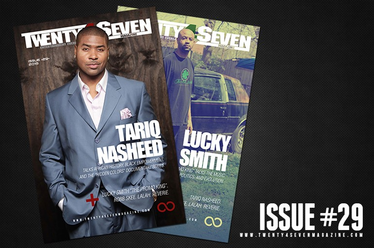 Twenty4Seven Magazine: Issue #29