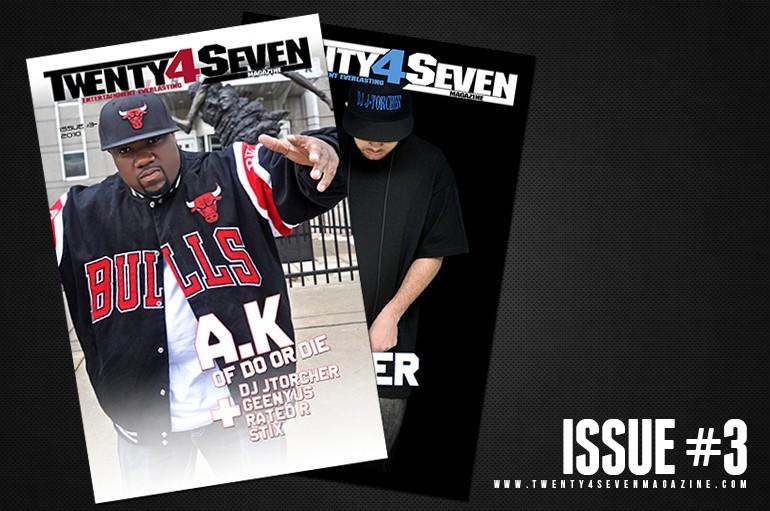 Twenty4Seven Magazine: Issue #3