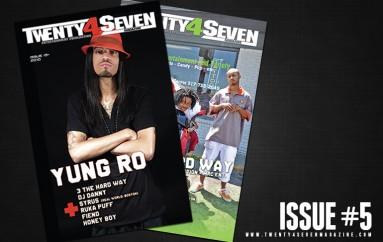 Twenty4Seven Magazine: Issue #5