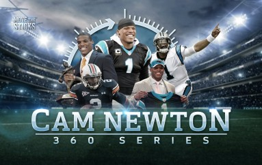 Cam Newton 360 | Move the Sticks | NFL