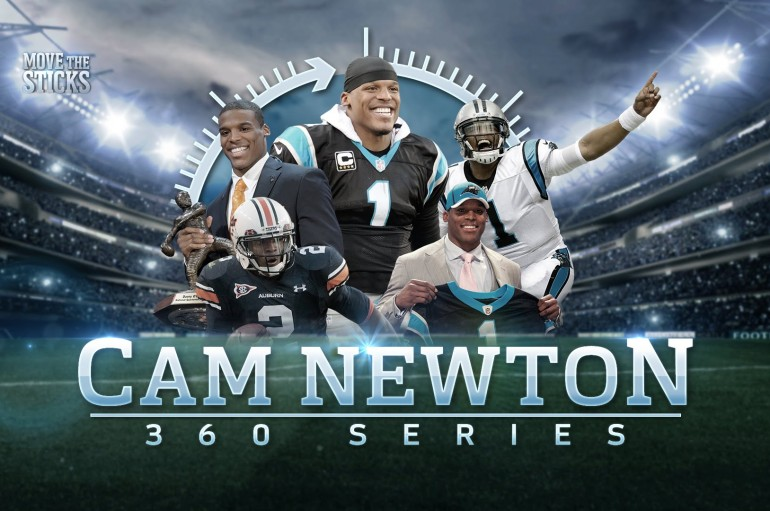 Cam Newton 360 | Move the Sticks | NFL