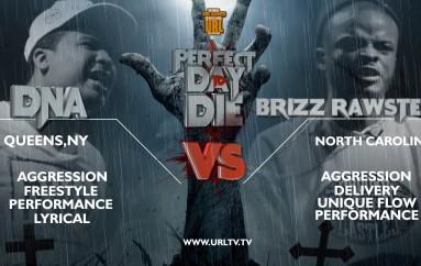 Smack/URL Rap Battle: DNA Vs Brizz Rawsteen