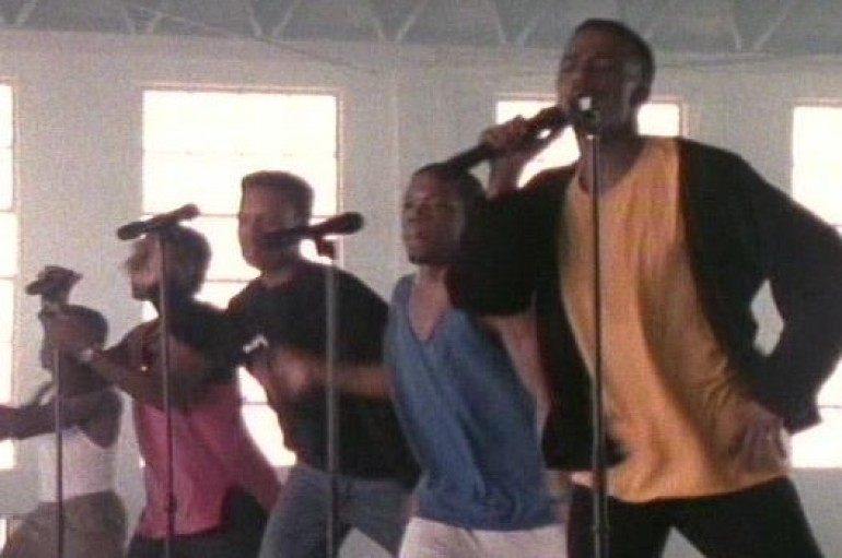 [Throwback] New Edition – If It Isn't Love (Music Video)