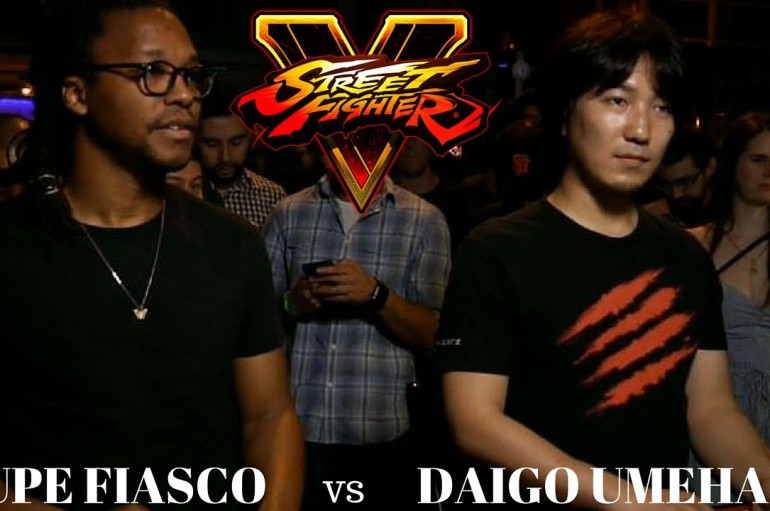Lupe Fiasco Beat Daigo In Street Fighter V