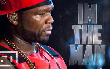 50 Cent performs 'I'm The Man' Live in NYC